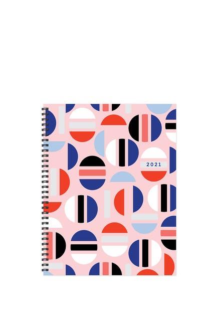 Image of TF Publishing 2021 Shape Shifting Large Weekly Monthly Planner