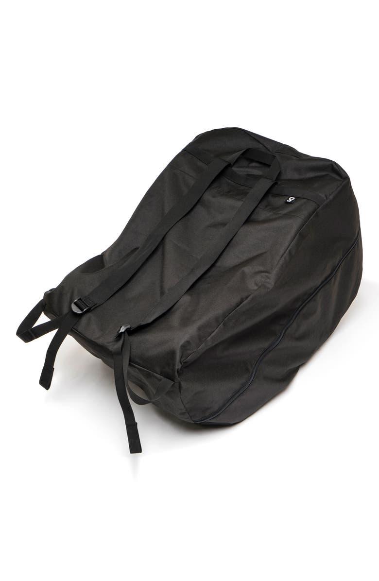 DOONA Travel Bag, Main, color, BLACK
