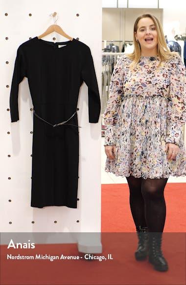 Liriche Stretch Wool Dress, sales video thumbnail