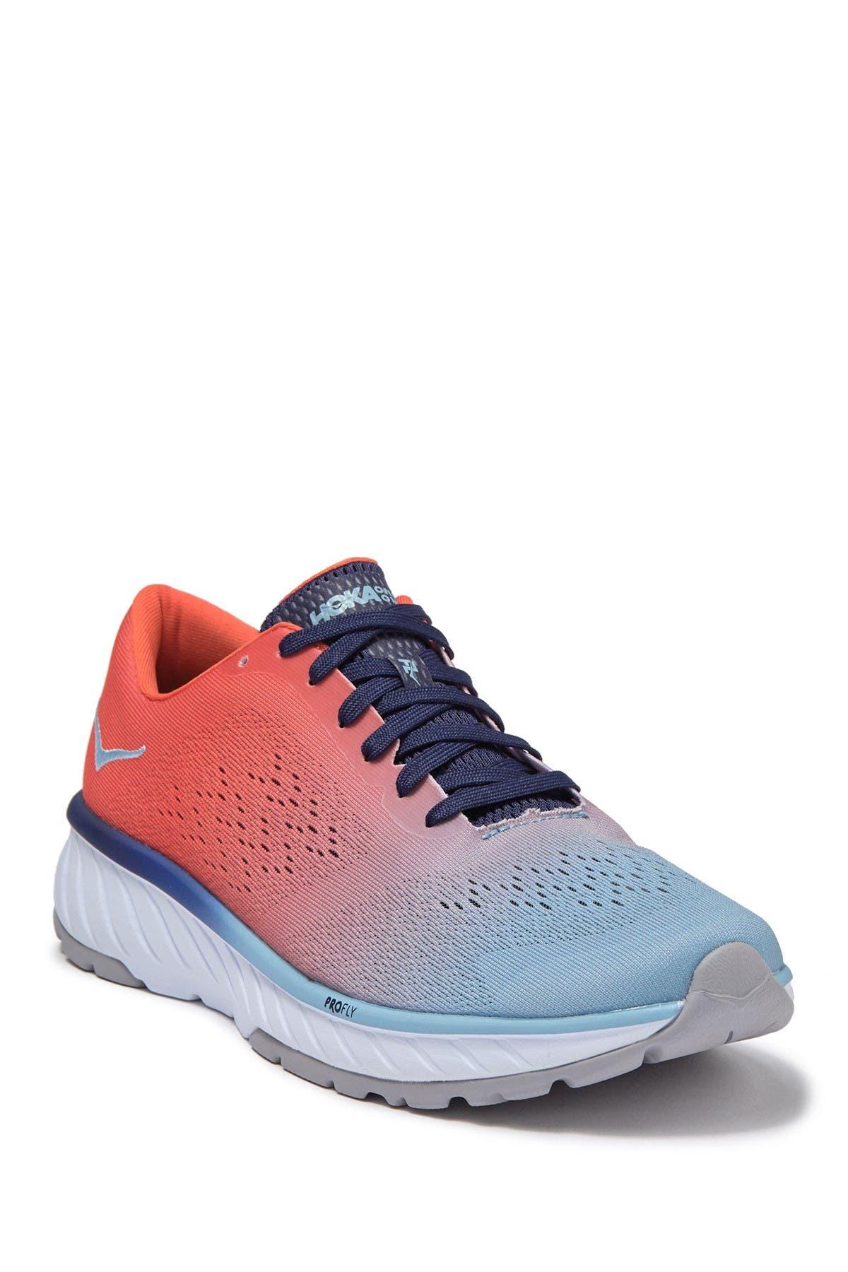 Hoka One One Cavu Running Shoe In Nfrg