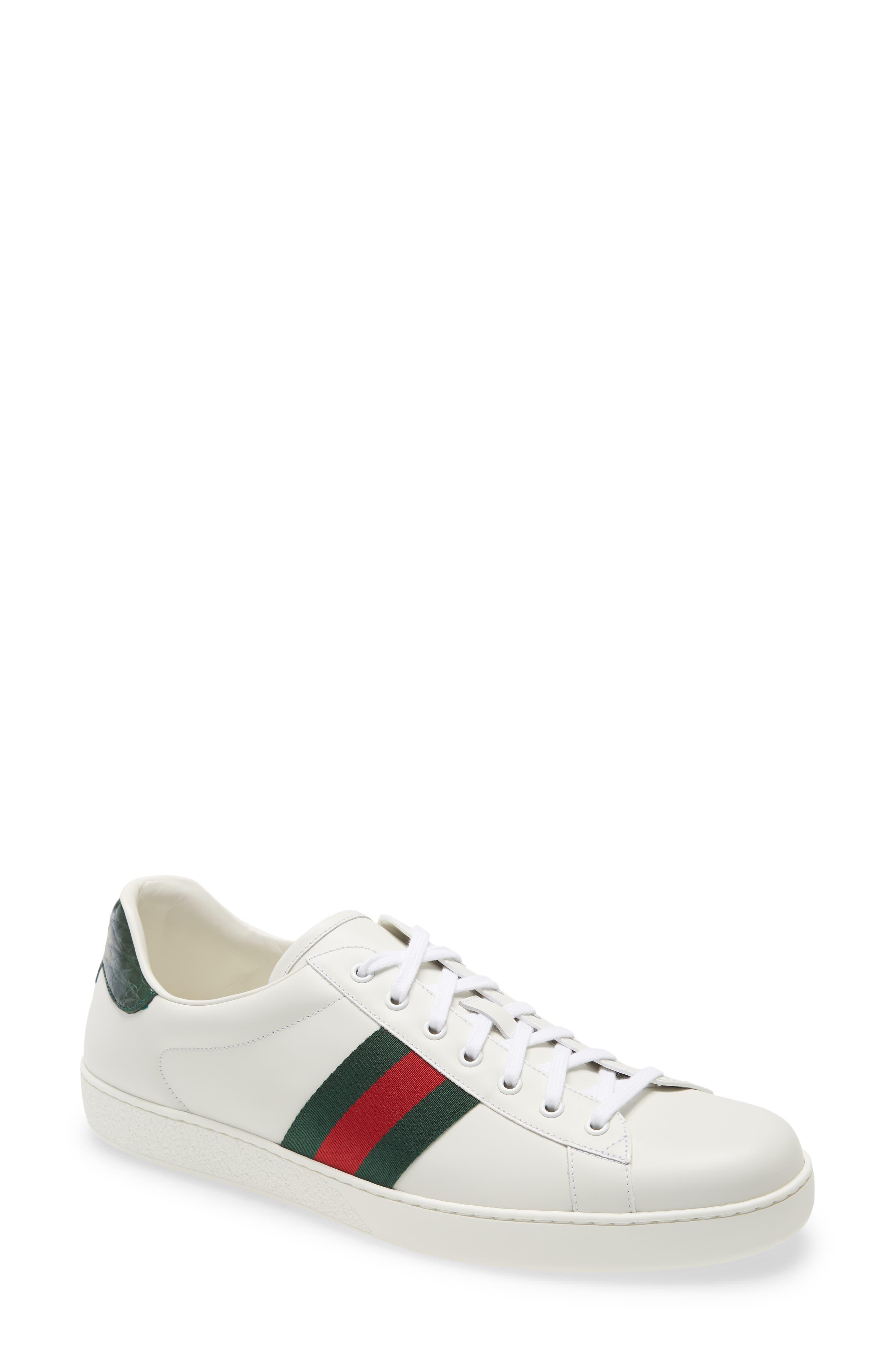 Gucci New Ace Sneaker (Men) | Nordstrom