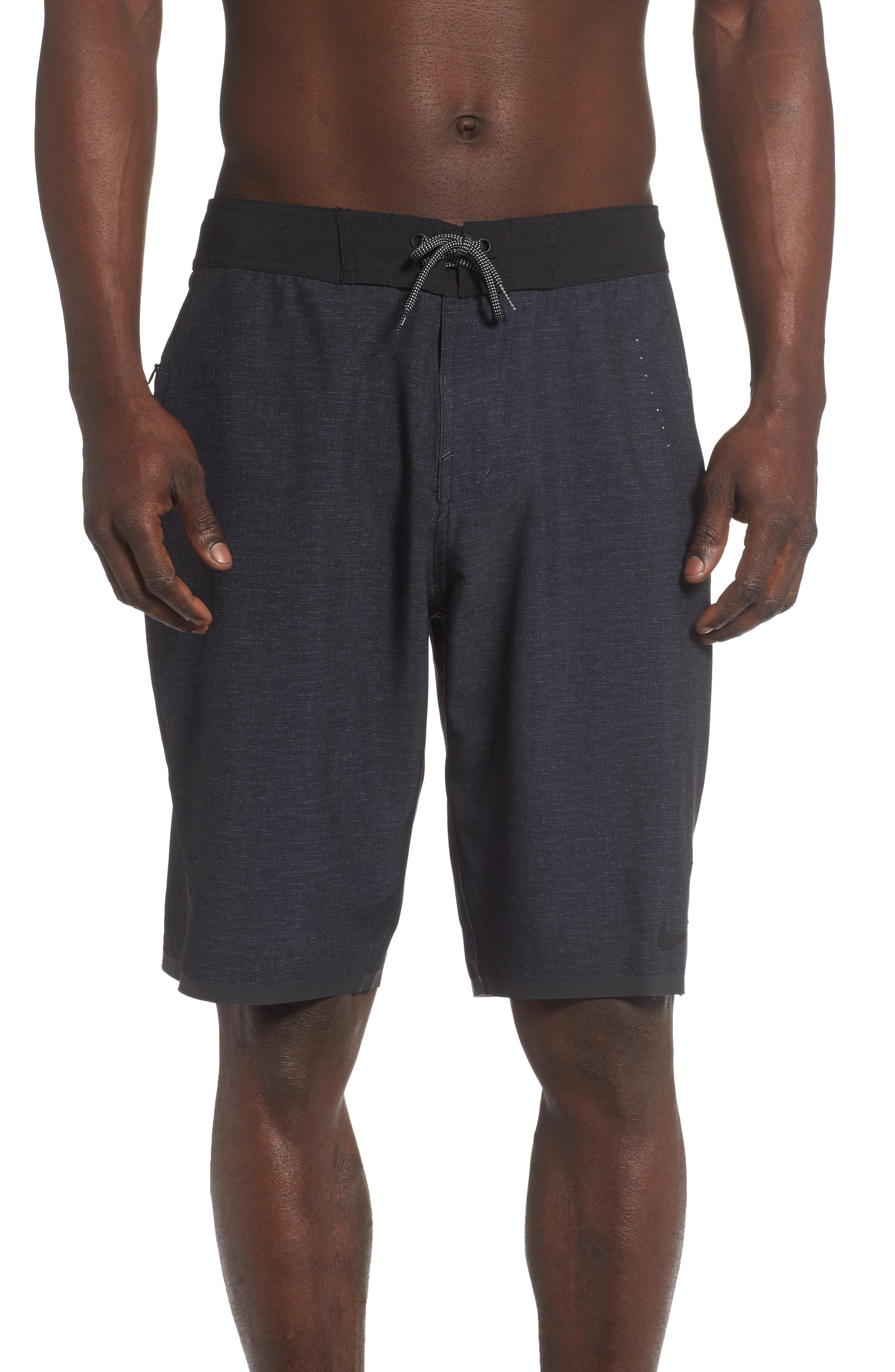 Blade Board Shorts, Main, color, BLACK
