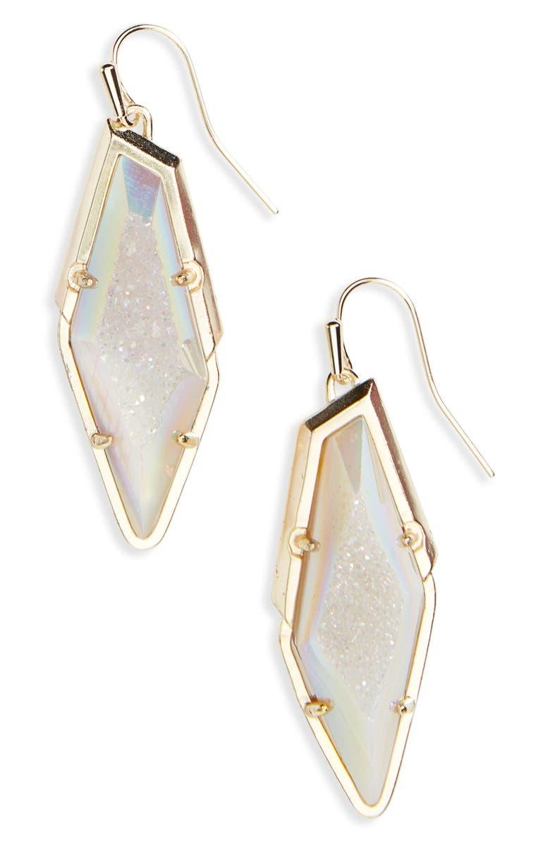 KENDRA SCOTT 'Bex' Drop Earrings, Main, color, 710