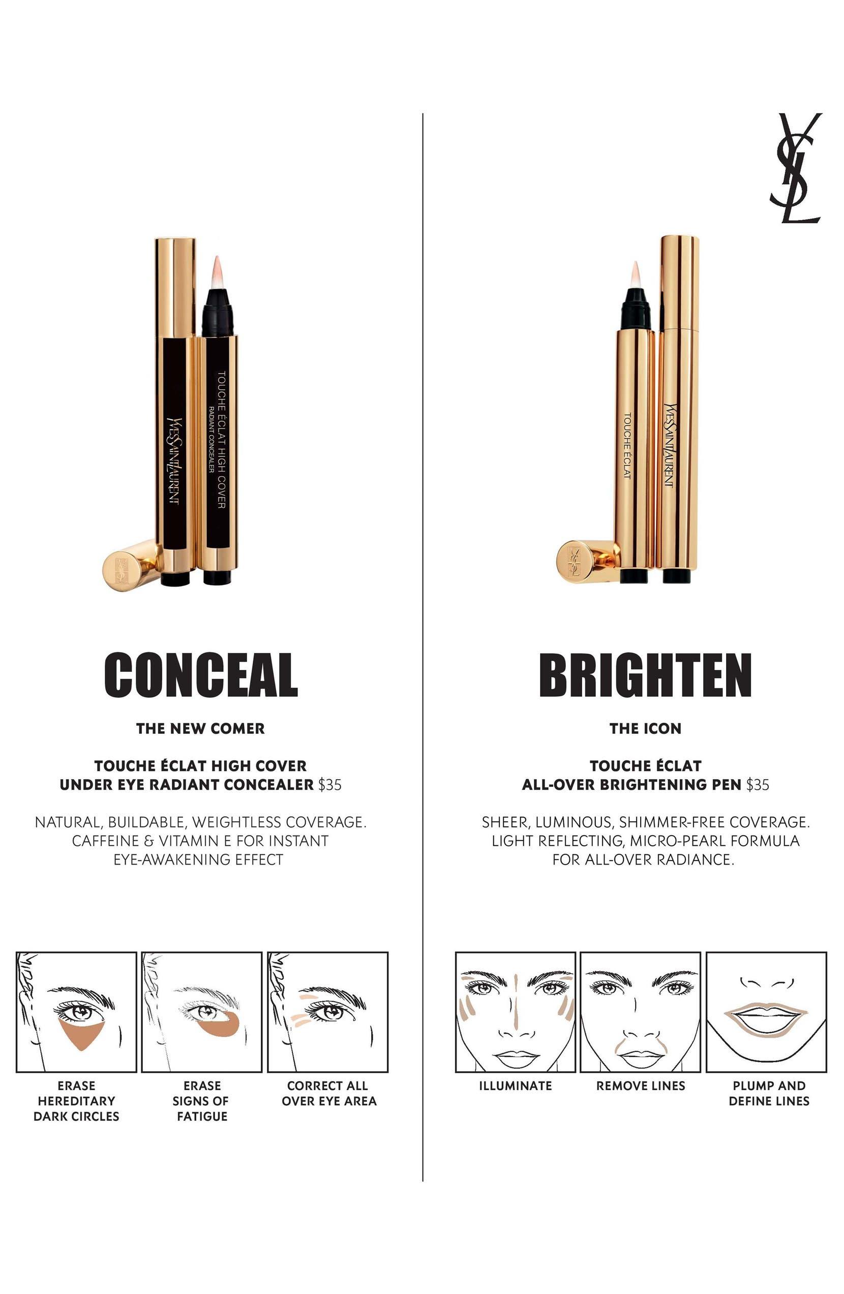 4725fc22570 Yves Saint Laurent Touche Éclat All-Over Brightening Pen | Nordstrom