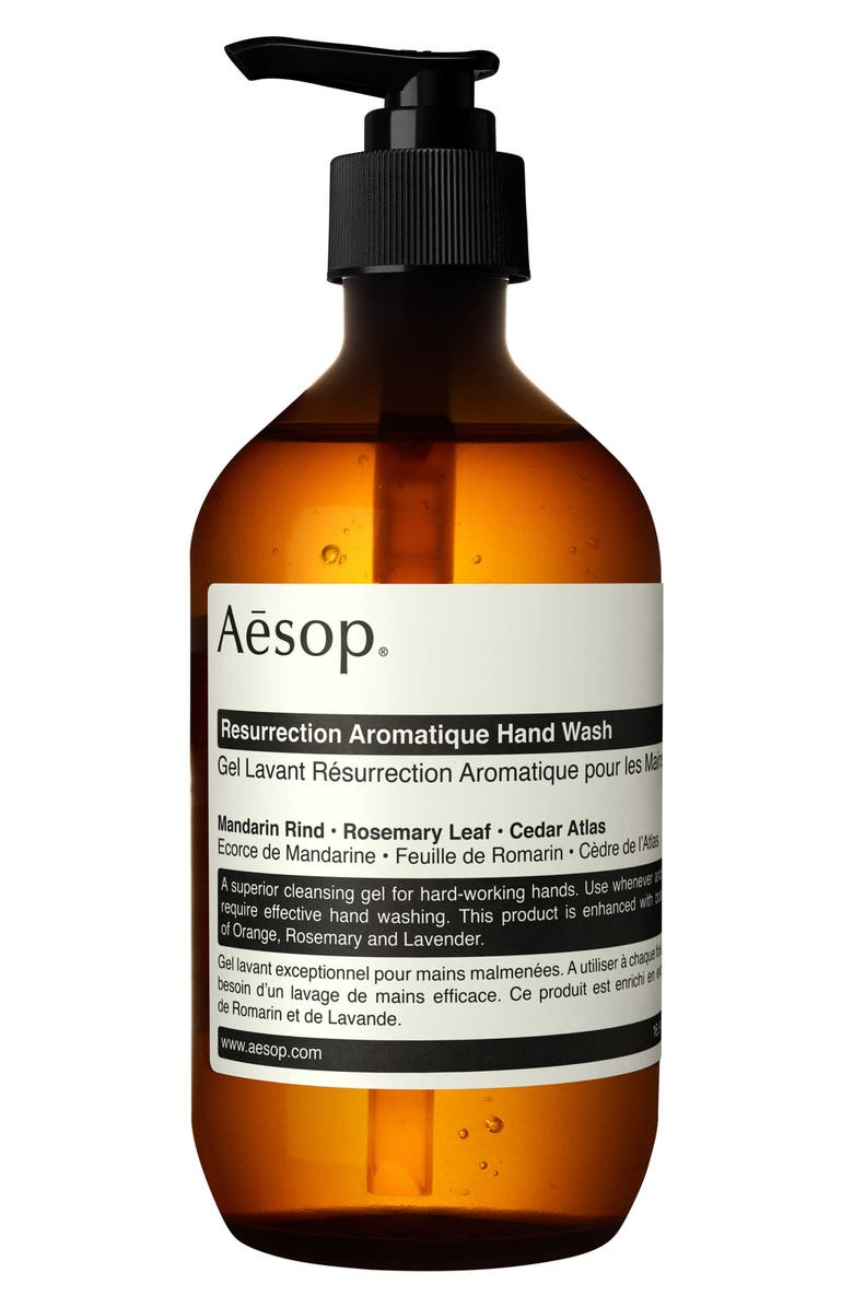 AESOP Resurrection Aromatique Hand Wash, Main, color, NONE