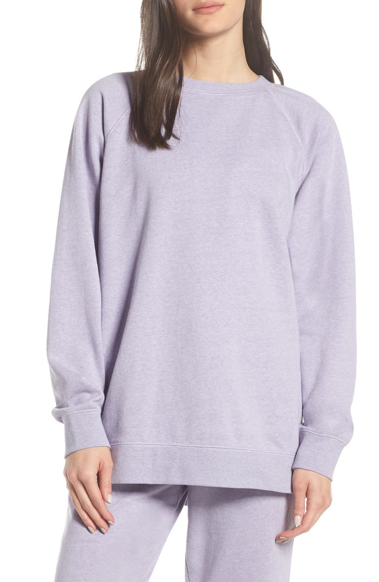 MAKE + MODEL Easy Sweatshirt, Main, color, 510