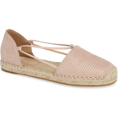 Eileen Fisher Lee Espadrille Flat- Pink