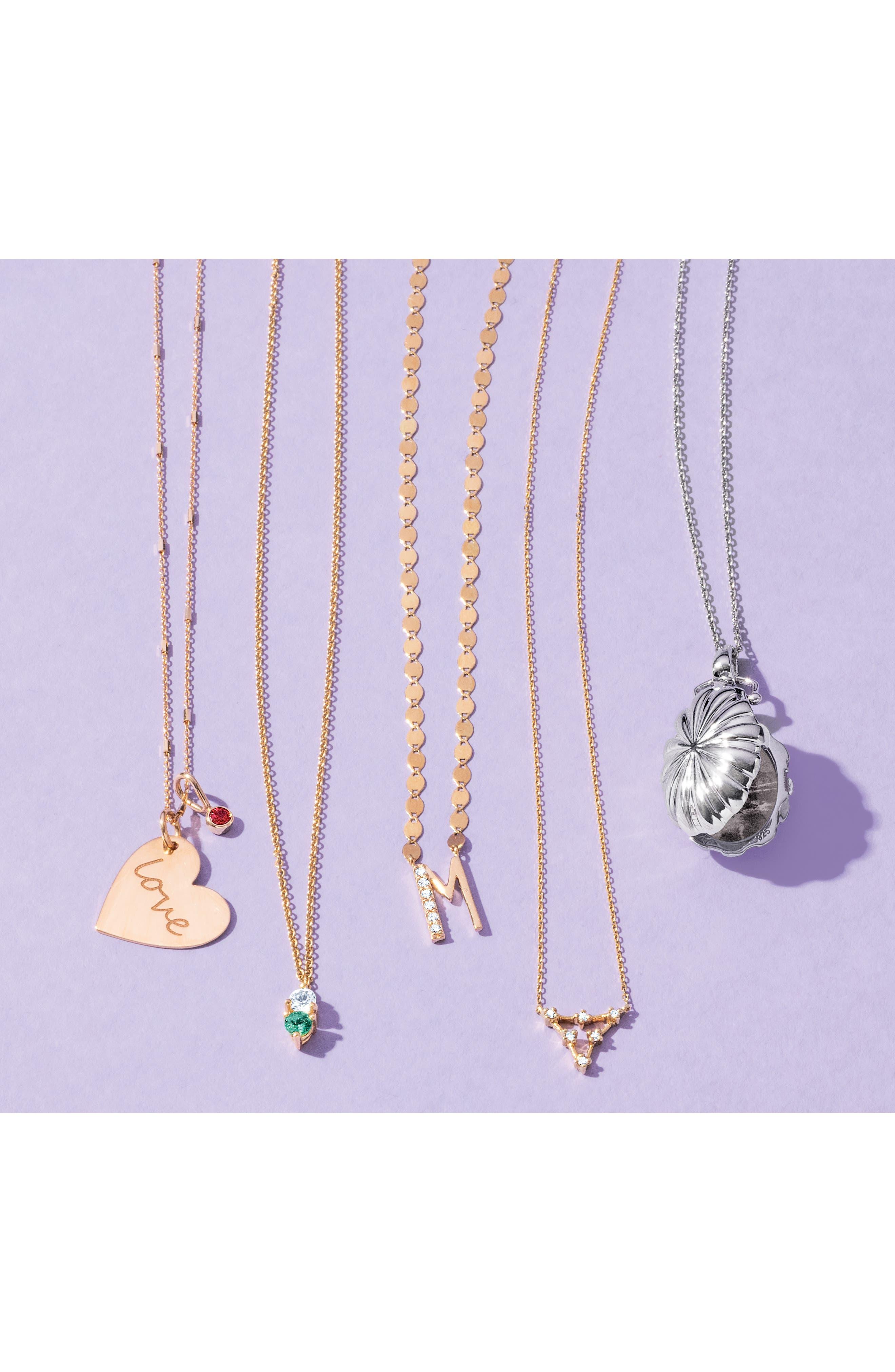 ,                             Birthstone Pendant Necklace,                             Alternate thumbnail 2, color,                             101