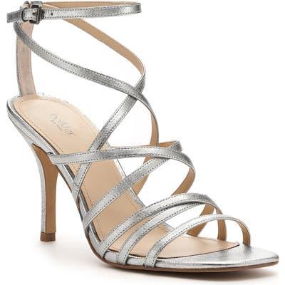 Botkier Lorain Strappy Sandal- Metallic