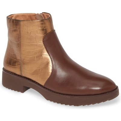 Fitflop Mara Ankle Boot- Brown