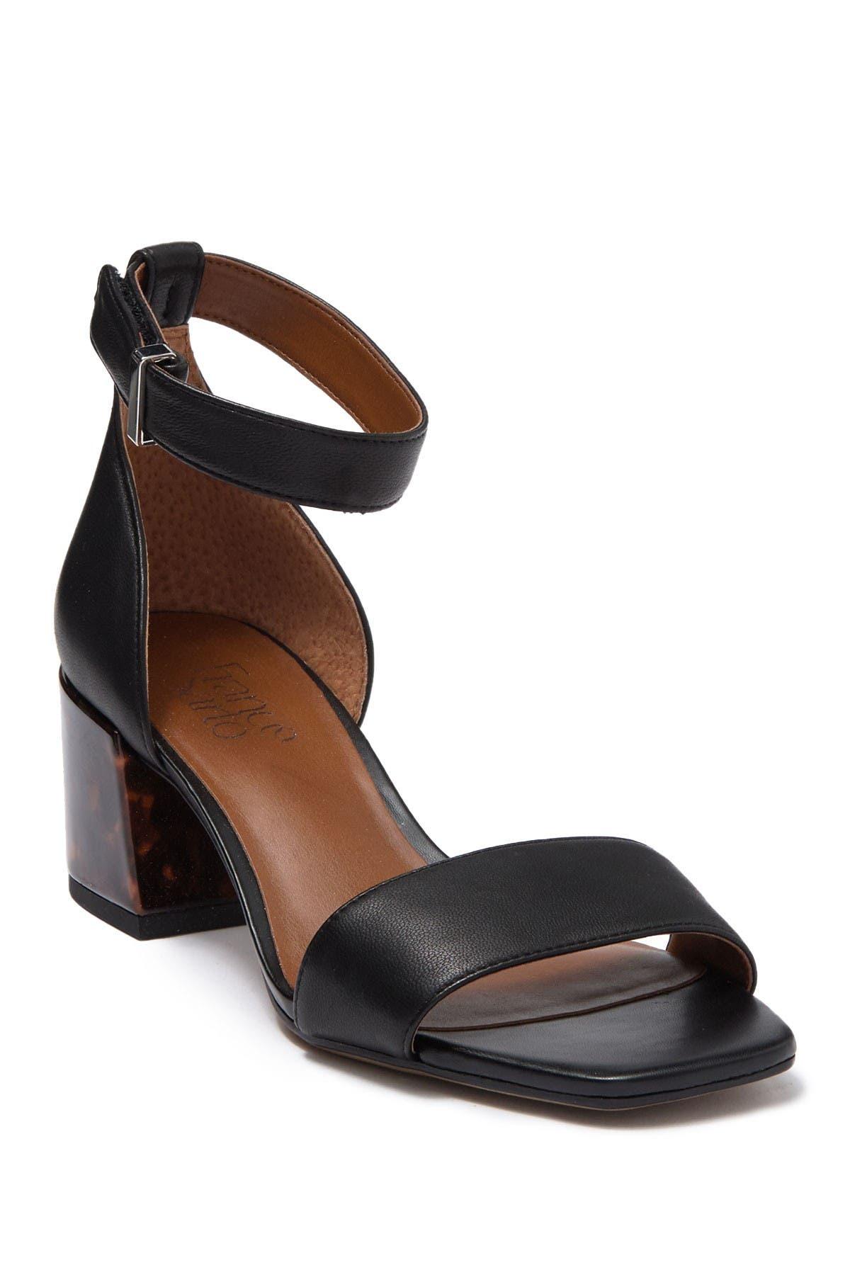 Image of Franco Sarto Merryl Ankle Strap Sandal