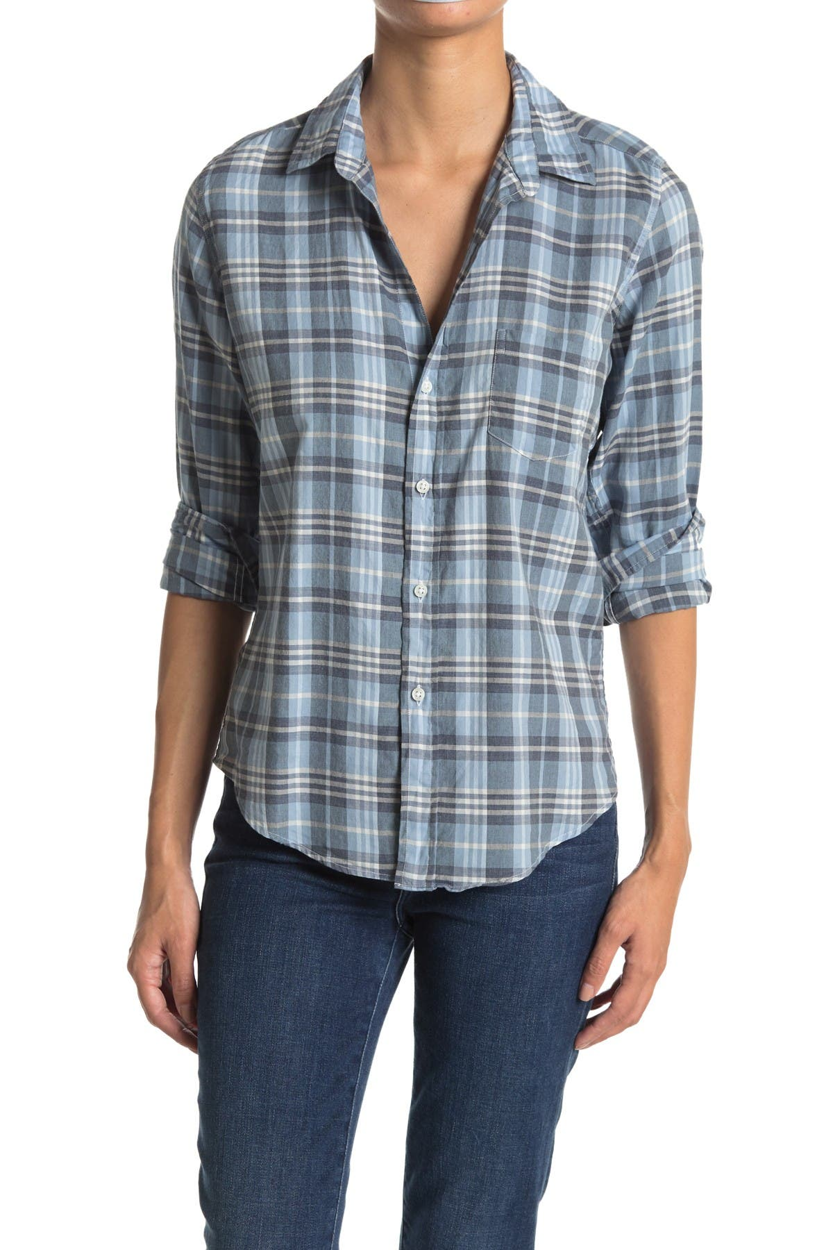 Image of FRANK & EILEEN Barry Fit Plaid Shirt