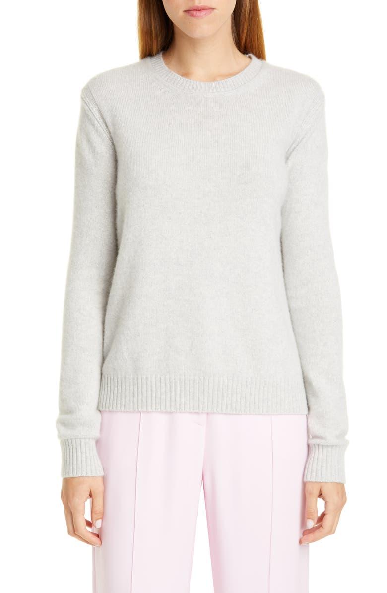 ROSETTA GETTY Cashmere Sweater, Main, color, 050
