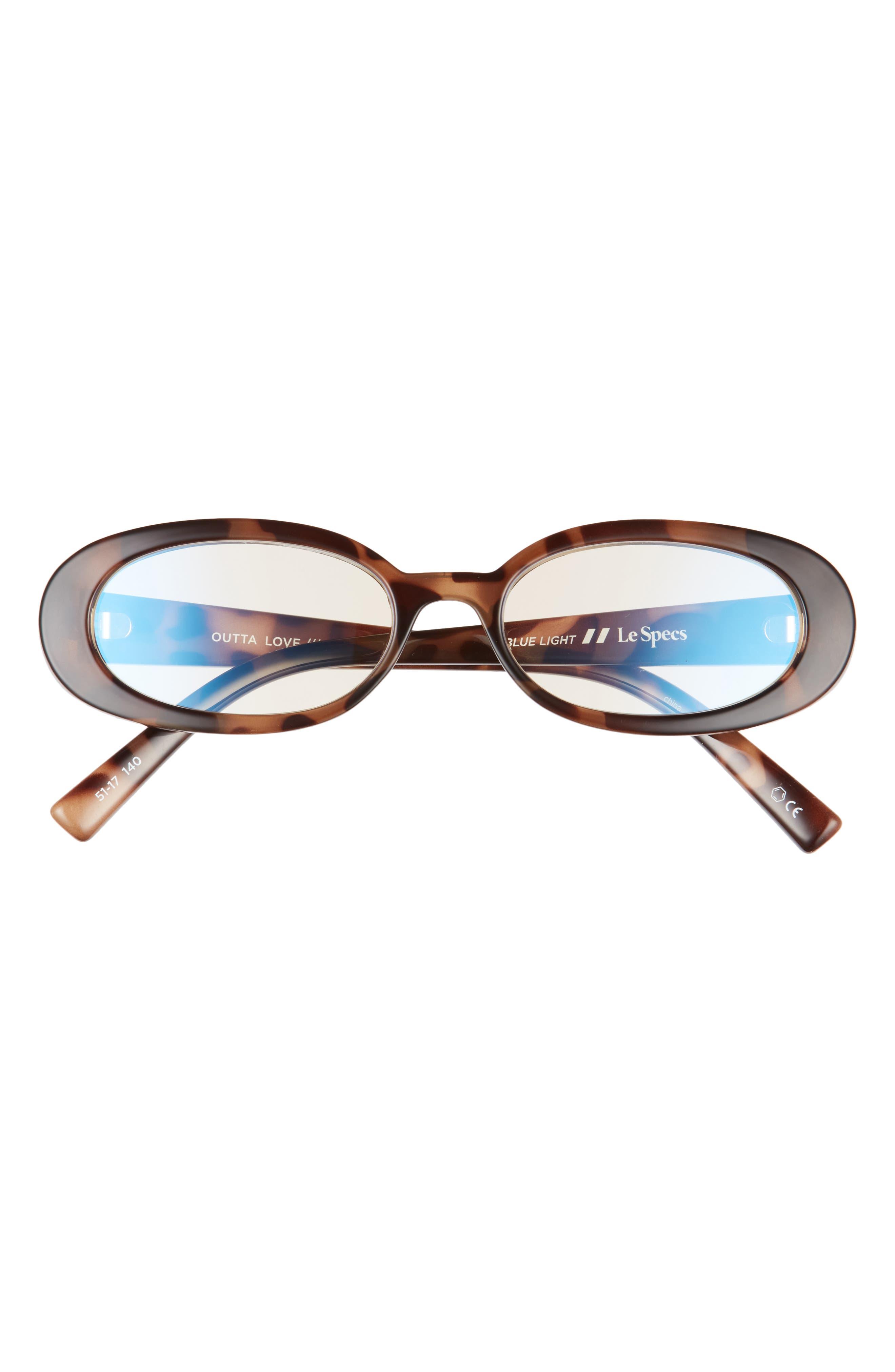 Outta Love 45mm Small Blue Light Blocking Glasses