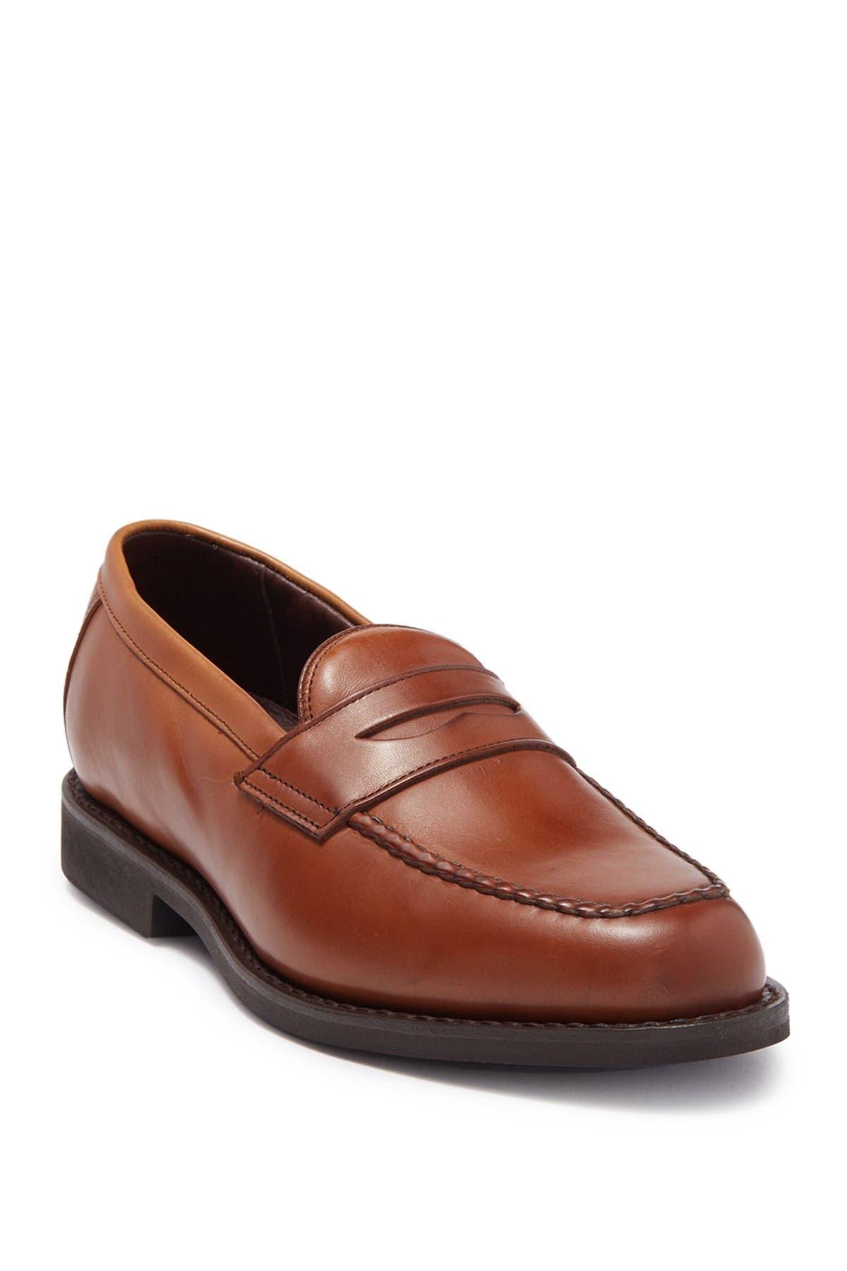 Image of Allen Edmonds Houston Leather Penny Loafer