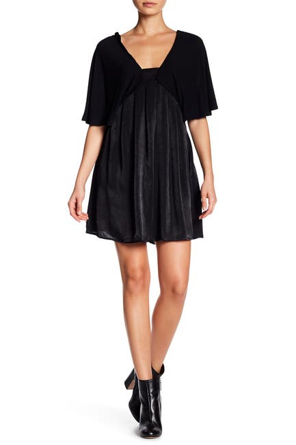 Image of Sugarlips Edell Dolman Sleeve Mini Dress