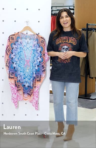 Cover-Up Caftan, sales video thumbnail