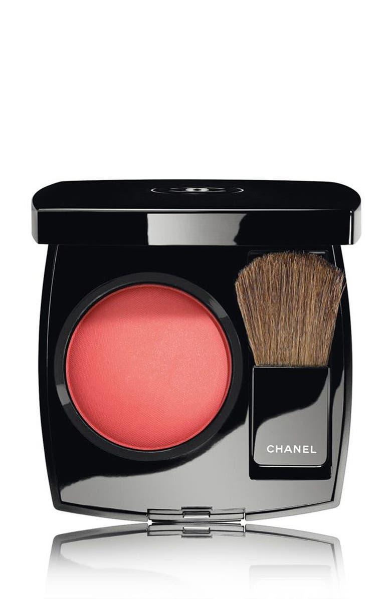 CHANEL JOUES CONTRASTE <br />Powder Blush, Main, color, 430 FOSCHIA ROSA
