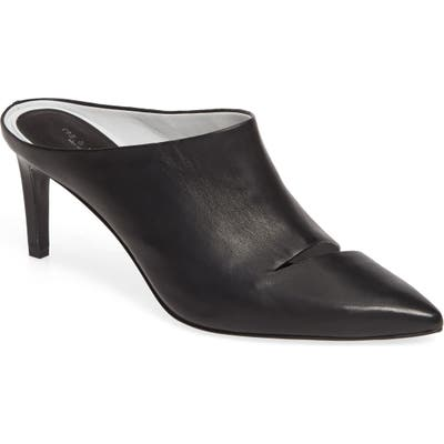 Rag & Bone Beha Cutout Pointy Toe Mule, Black