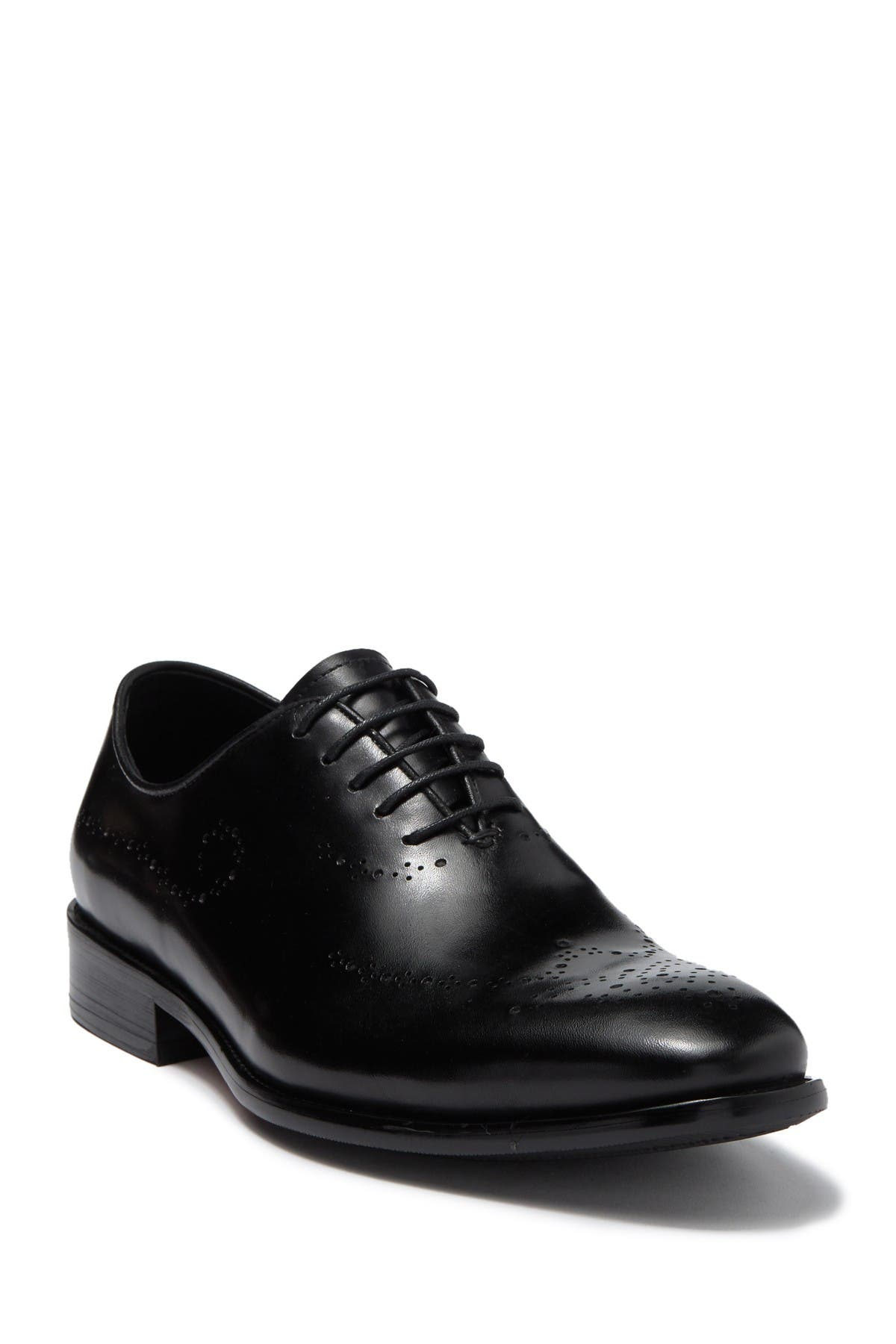 Image of MAISON FORTE Gazi Wholecut Leather Oxford