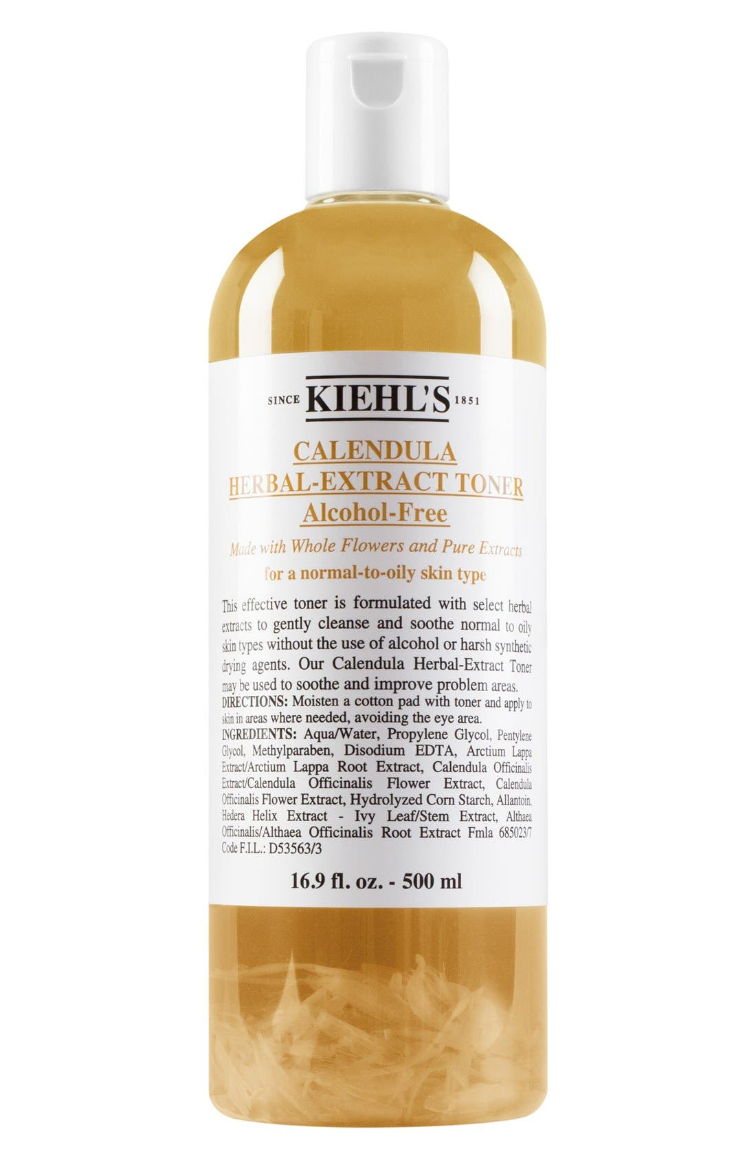 1851 Calendula Herbal Extract Alcohol Free Toner