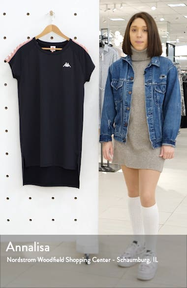 Banda Aurion T-Shirt Minidress, sales video thumbnail