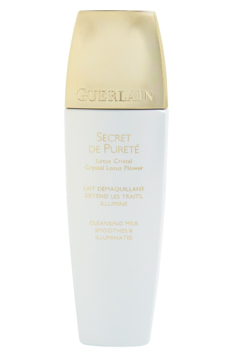 Guerlain Secret De Pureté Cleansing Milk Nordstrom