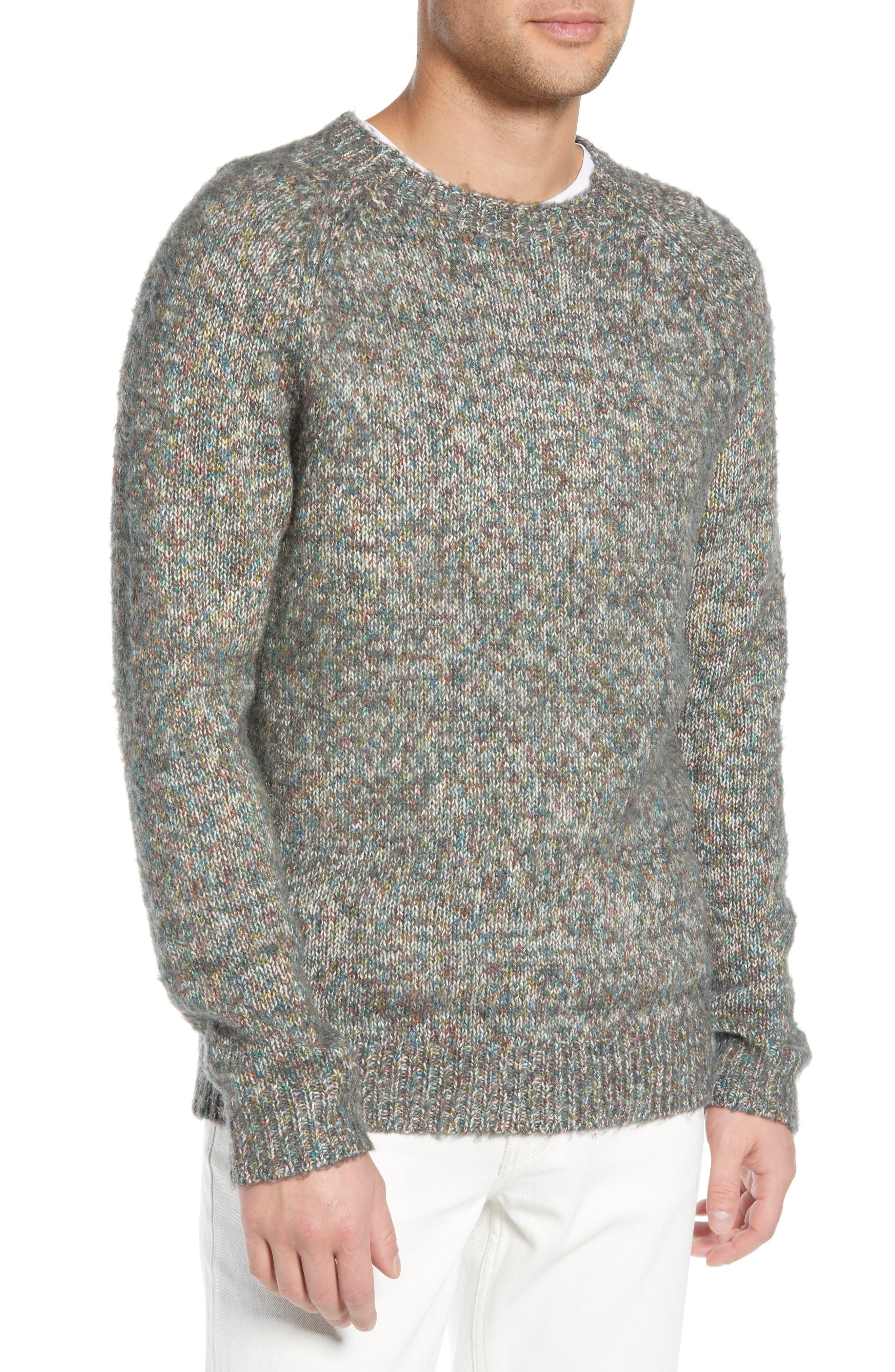 Image of Treasure & Bond Marled Crewneck Sweater
