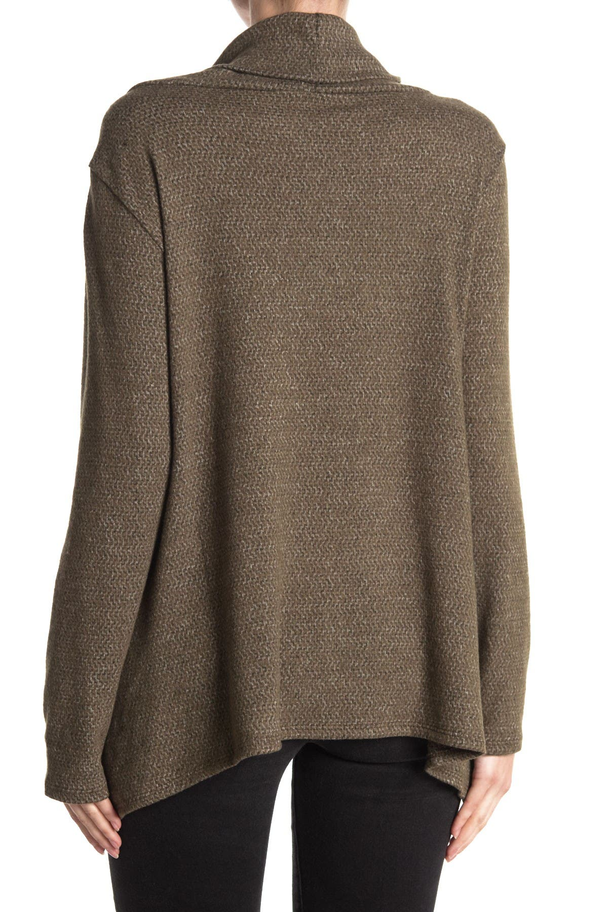 Image of Forgotten Grace Knit Cowl Neck Sweater