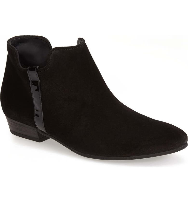 buying now cheap sale cozy fresh 'Dillon' Almond Toe Ankle Bootie