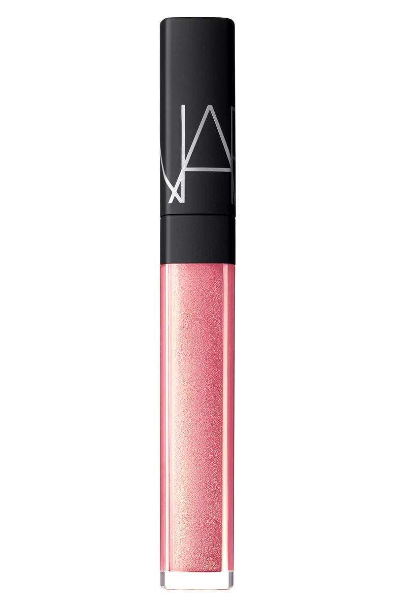 NARS Multi-Use Lip Gloss, Main, color, RELENTLESS