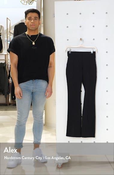 High Waist Uptown Flare Pants, sales video thumbnail
