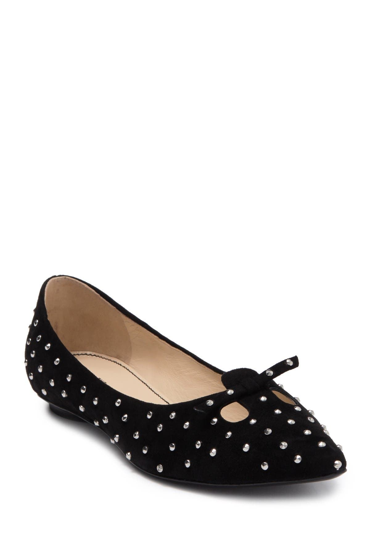 Image of Marc Jacobs The Studded Mouse Flat