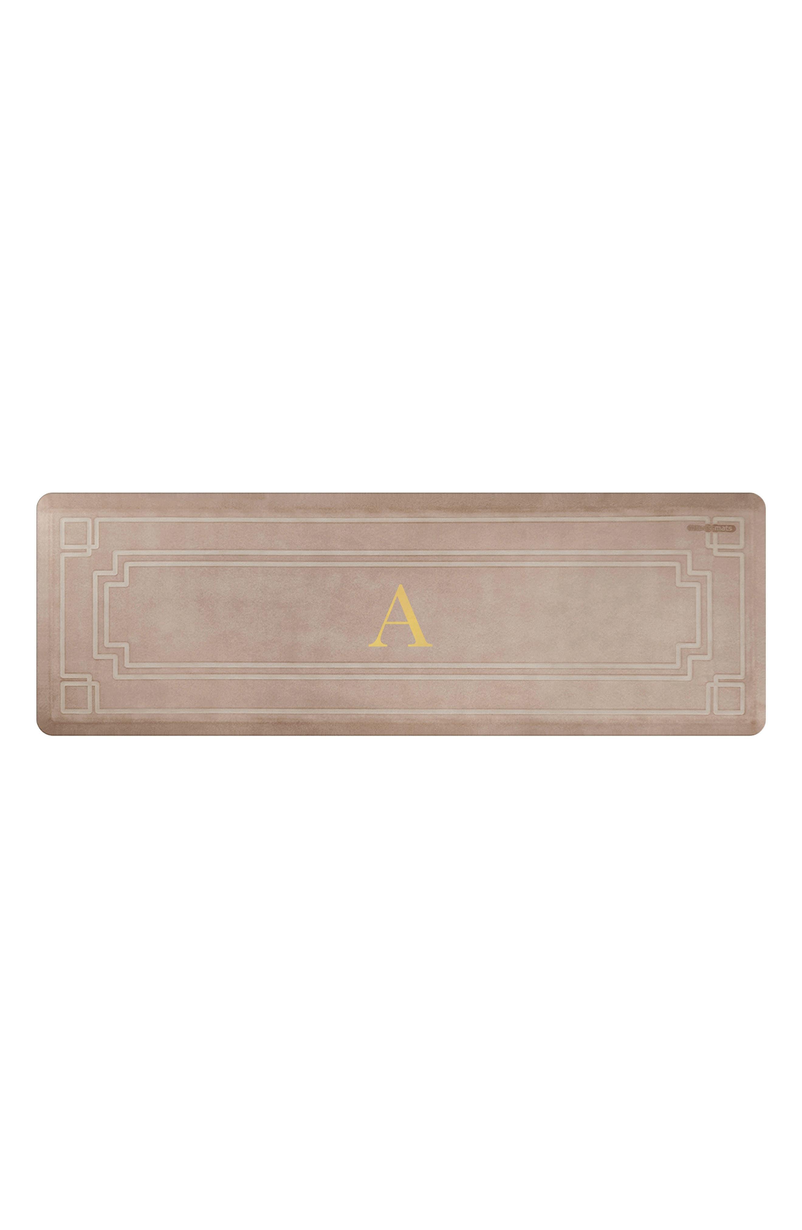 Gatsby Signature Anti Fatigue Floor Mat, Main, color, A
