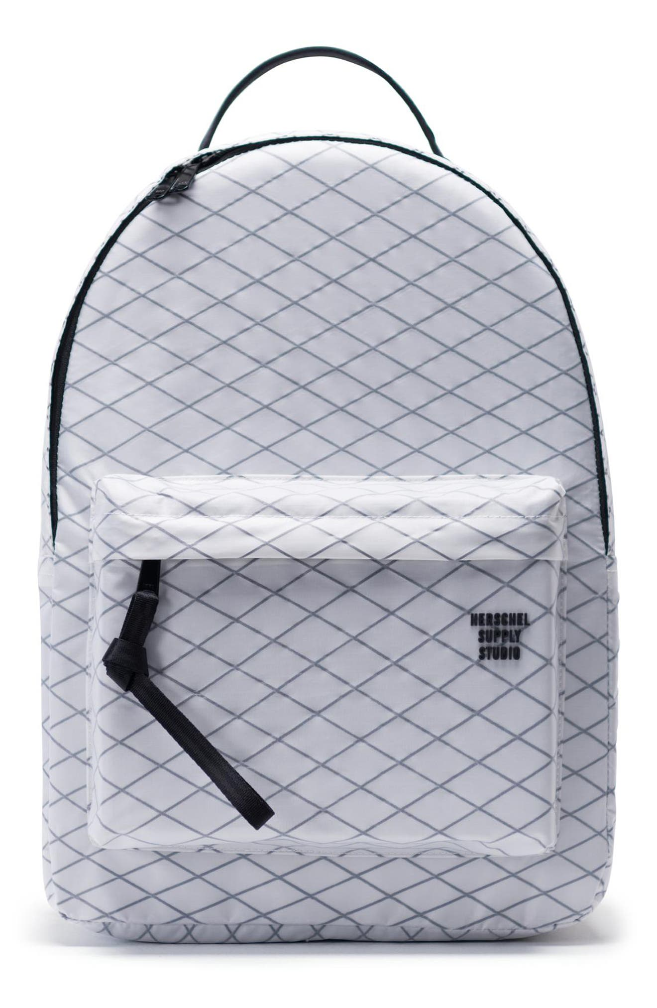 Herschel Supply Co. Classic X-Large Studio Collection Backpack - White
