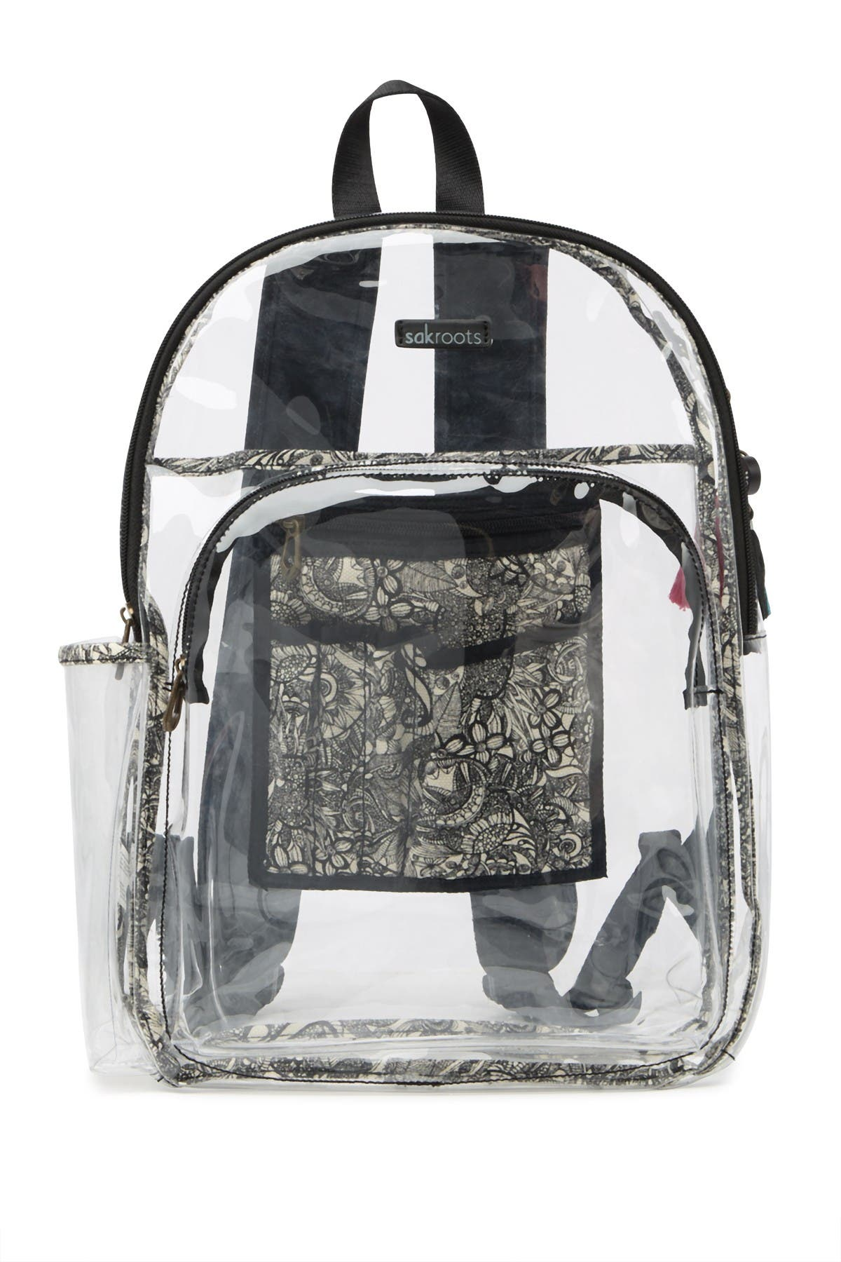 Image of SAKROOTS Artist Circle Large Transparent Backpack
