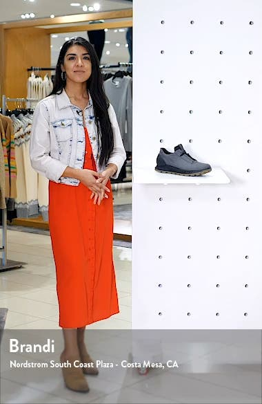 Exostrike Gore-Tex<sup>®</sup> Waterproof Sneaker, sales video thumbnail