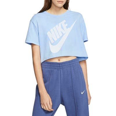 Nike Sportswear Futura Graphic Crop T-Shirt