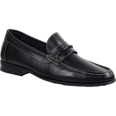 Sandro Moscoloni Penny Loafer, Black