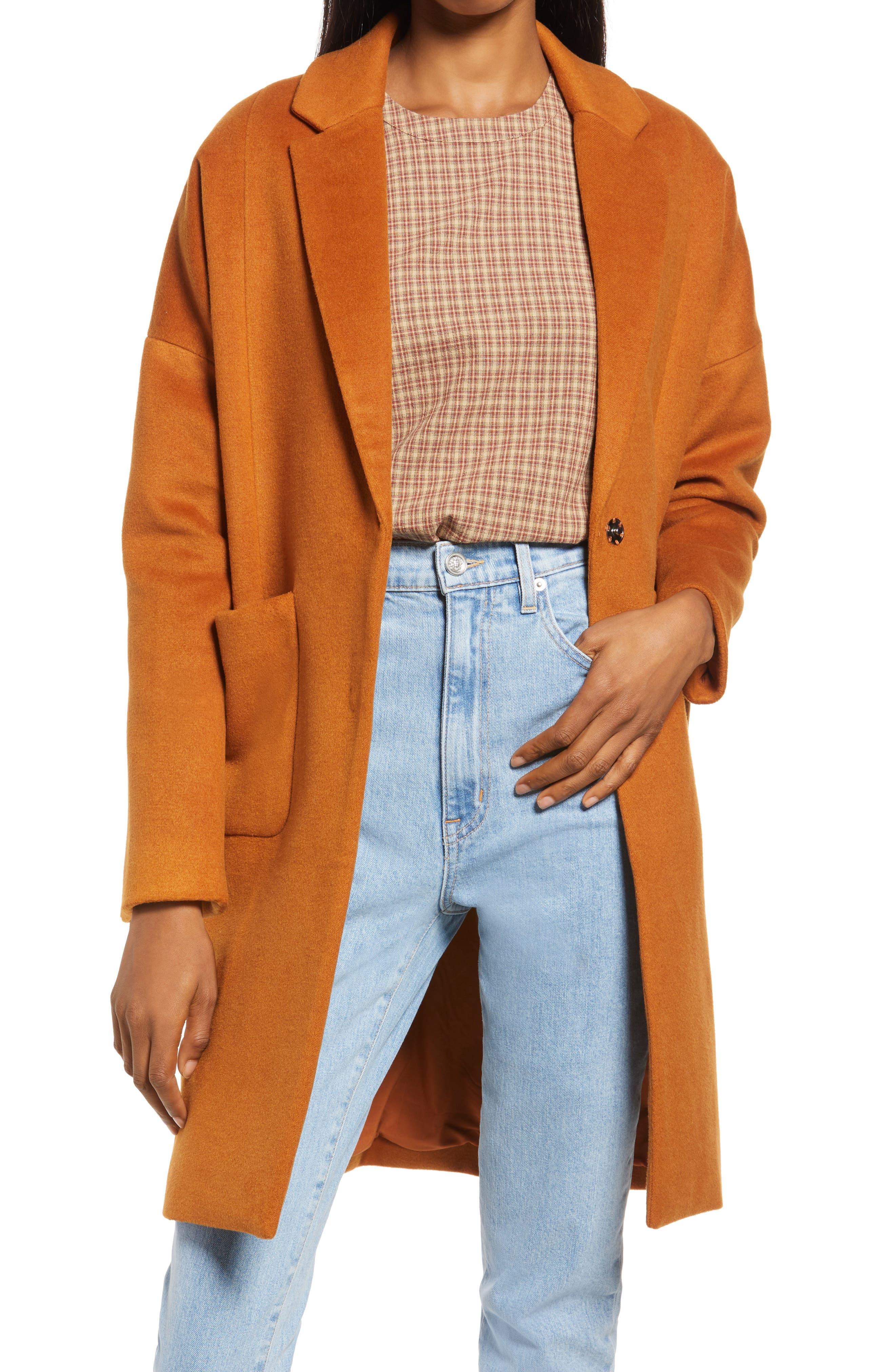 Sarah Longline Coat