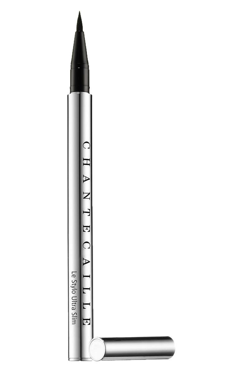 CHANTECAILLE Le Stylo Ultra Slim Liquid Eyeliner, Main, color, BLACK