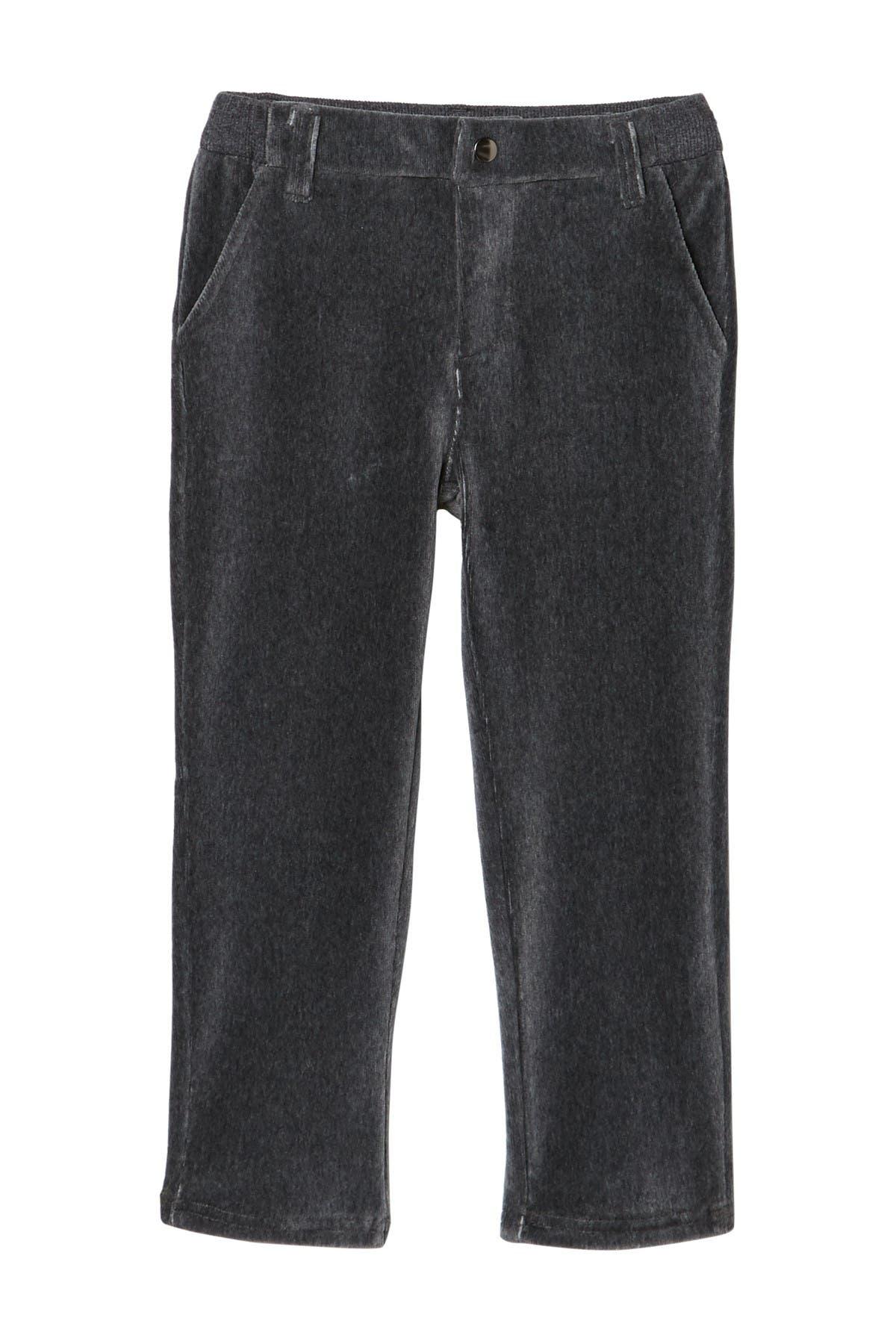 Andy & Evan Knit Cord Slim Pants