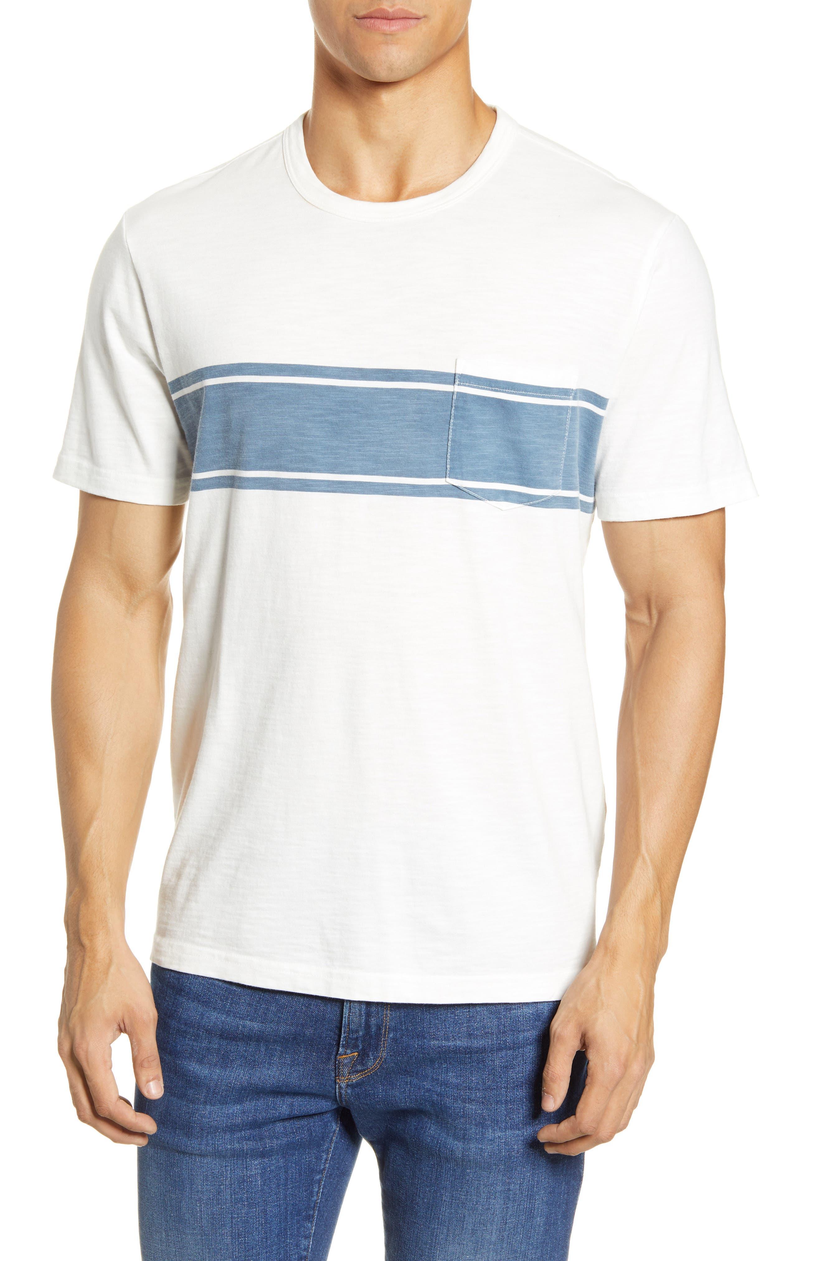 Surf Stripe Pocket T-Shirt