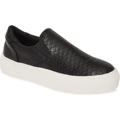 Coconuts By Matisse Gradient Slip-On Sneaker, Black