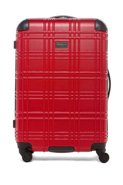 """Image of Ben Sherman Nottingham 28"""" 4-Wheel Upright Luggage"""