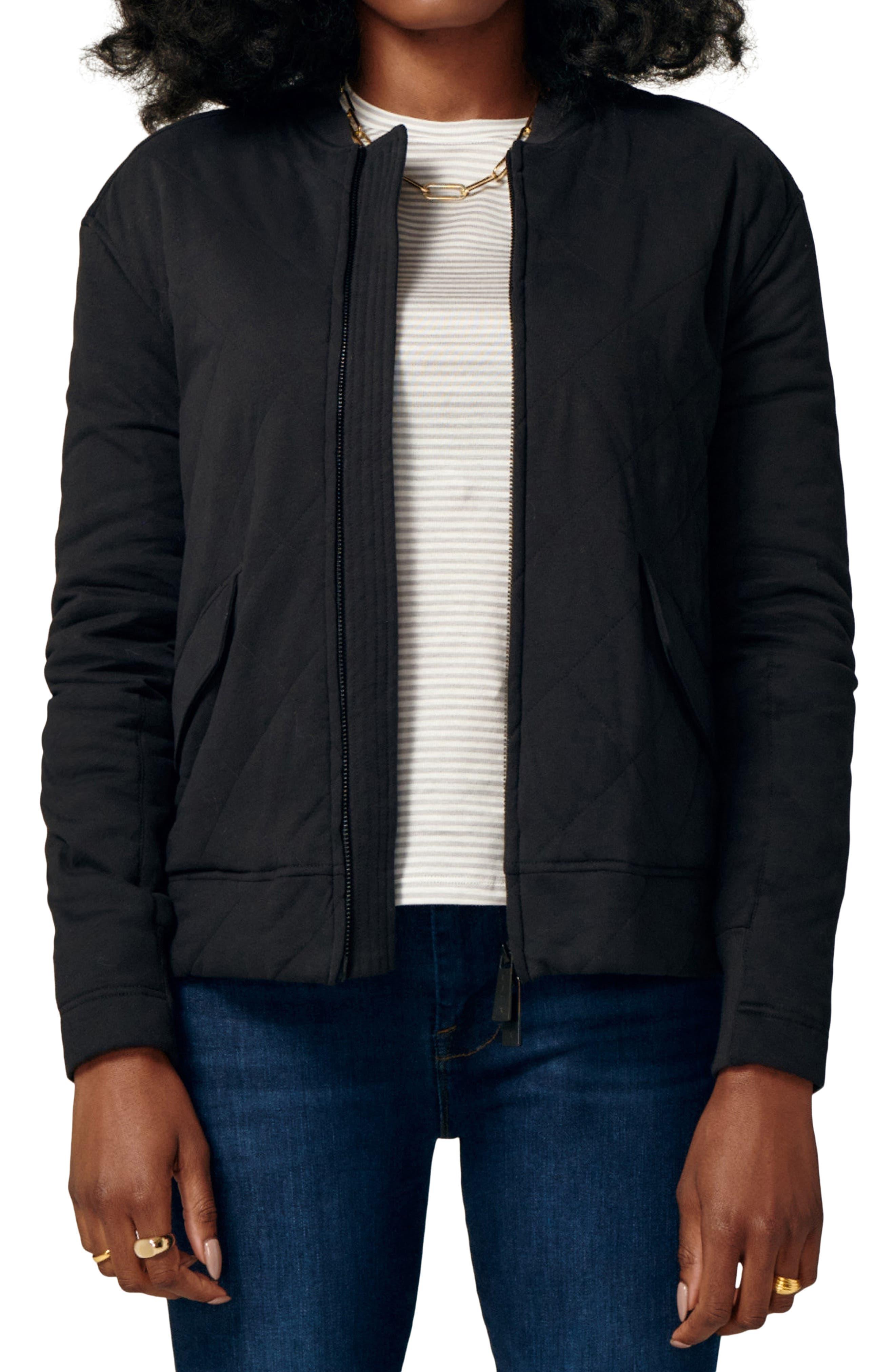 Icon Cotton Bomber Jacket