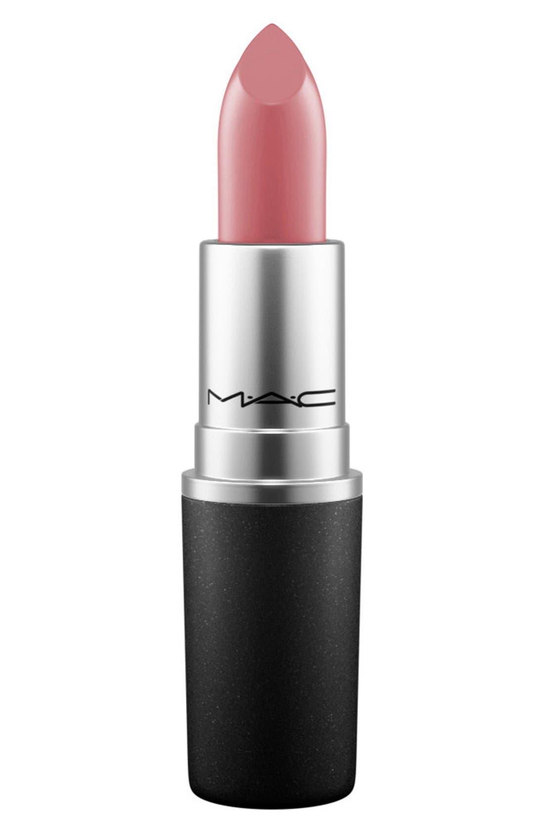 ,                             MAC Strip Down Nude Lipstick,                             Main thumbnail 780, color,                             730