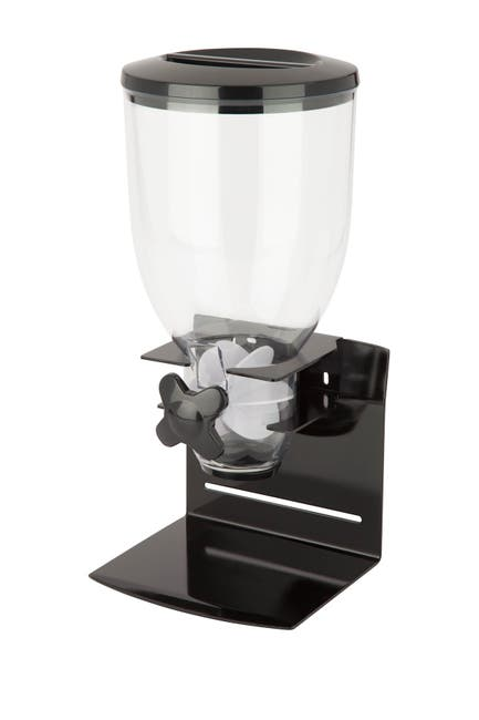 Image of Honey-Can-Do Pro Model Black 17.5 oz Wall Mounted/Counter Top Dispenser