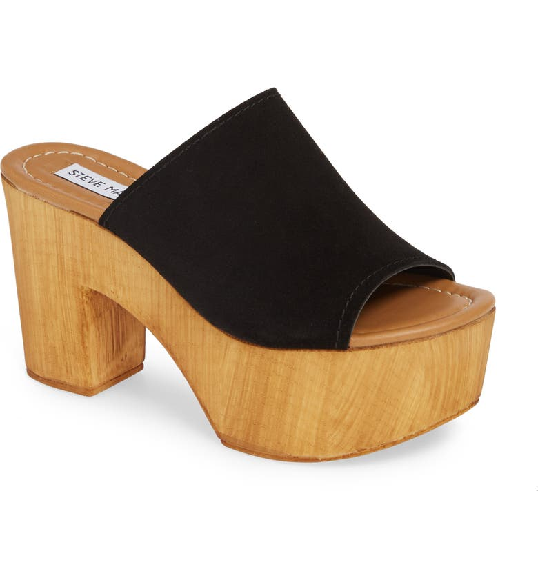 12031180423 Playdate Platform Slide Sandal