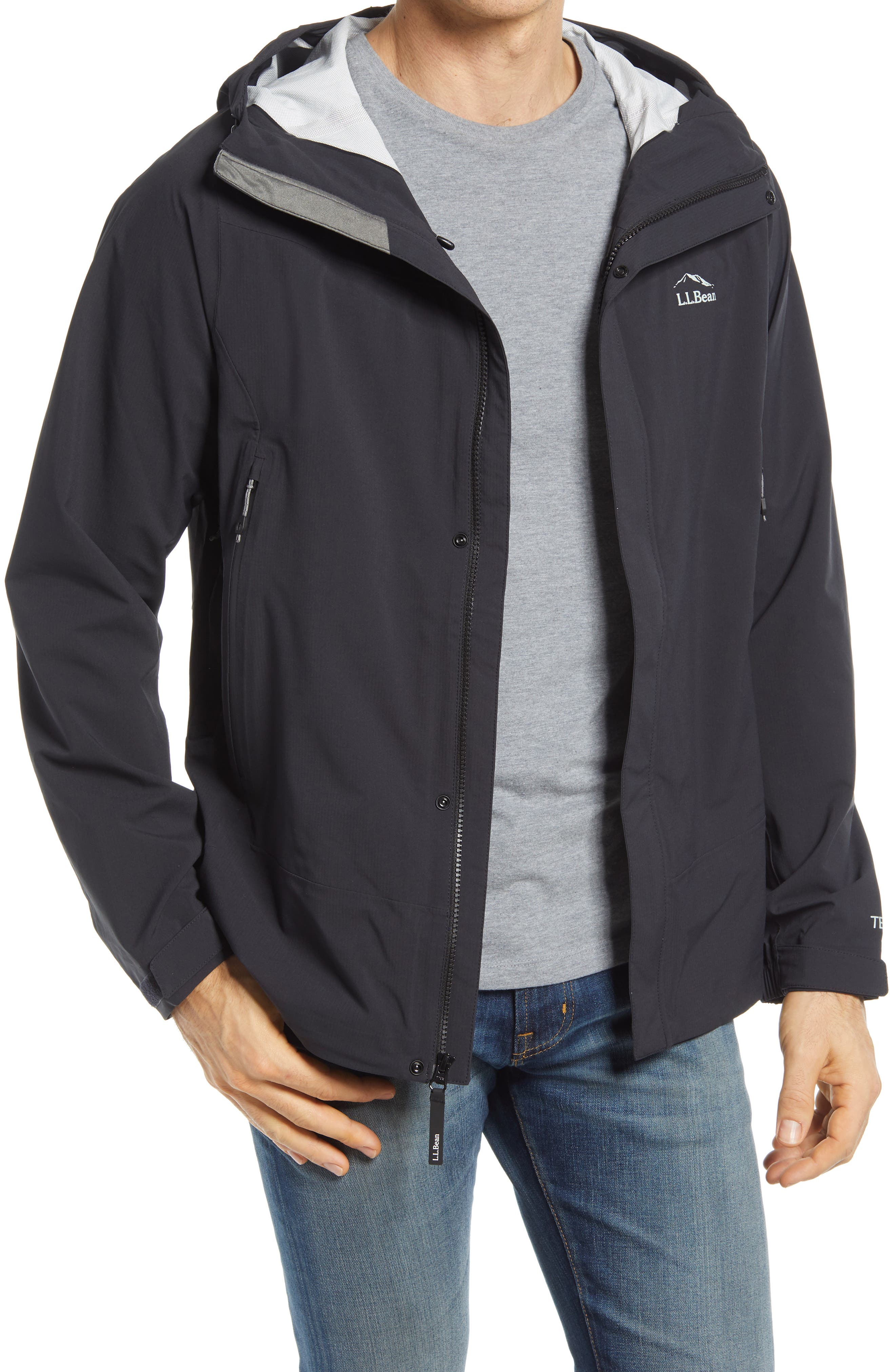 Men's L.l. Bean Cresta Stretch Raincoat